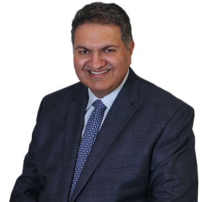 Dr. Harj Dhaliwal <br> Executive Vice President