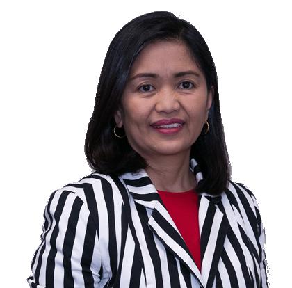 Rhodora De Chavez<br>Estimator