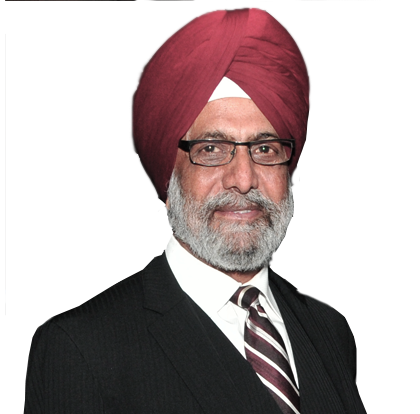 Ajit Sangha <br>President