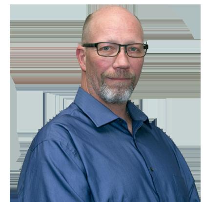 Dave MacDonald<br>Senior Site Superintendent