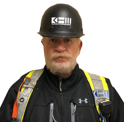 Iain Somerville<br>Construction Safety Officer