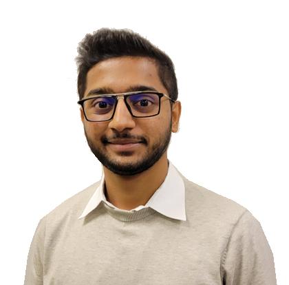 Sagar Chendkapure<br> Project Coordinator