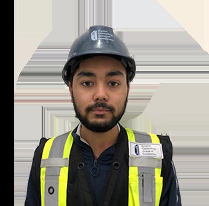 Maninder Singh<br>Construction Safety Officer